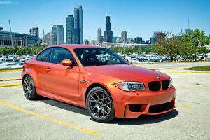 Recherche pare-choc avant BMW 128i ou 135i