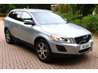 2011 Volvo XC60 2.4TD D5 ( 205ps ) AWD Geartronic SE Lux