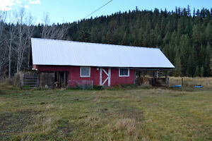 10 acres in Chimney Valley Williams Lake Cariboo Area image 8