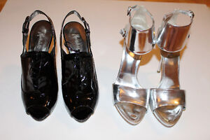 Beautiful Brand New Guess and Marciano Heels Shoes
