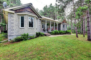 Huge Bungalow on  a Corner Lot steps from  Eagle Creek Golf Club