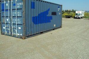 Used 20' Sea/Storage/Cargo Containers Kitchener / Waterloo Kitchener Area image 2