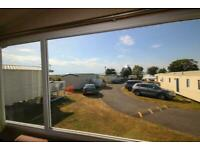 Private static caravan for sale Swift Soleil 2013 at Allhallows, Kent 2 bedrooms