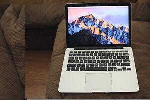 "Macbook Pro Retina 13"" March 2016"