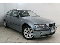 2005 54 BMW 3 SERIES 2.2 320I SE 4DR 168 BHP