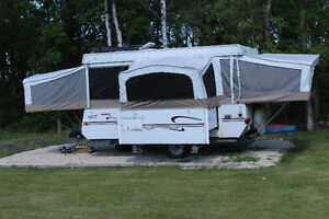 Two -  Pop-up Camper Tent Trailers for Rent