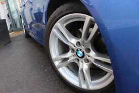 2013 63 BMW 3 SERIES 2.0 318D M SPORT 4D 141 BHP DIESEL
