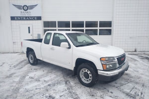 2009 GMC CANYON EXTENDED CAB WITH ONLY 64,000KMS!!!