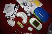 LeapFrog Leapster Explorer Learning Game System, comes with a lo