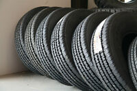 "PNEUS USAGES 17""! AMAZING SALE ON 17"" USED TIRES!"
