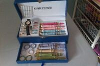 Watch Set With Changeable Faces and Bands