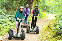 Segway Tour Guide / General Labour