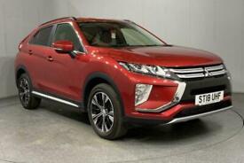 image for 2018 Mitsubishi Eclipse Cross 1.5 3 5dr CVT HATCHBACK Petrol Automatic