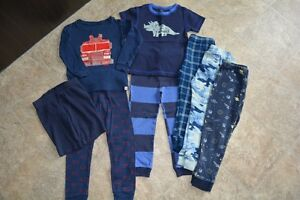 3t snug fit Pjs and bottoms