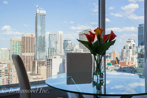 FURNISHED YORKVILLE CONDOS 1 AND 2 BEDROOMS