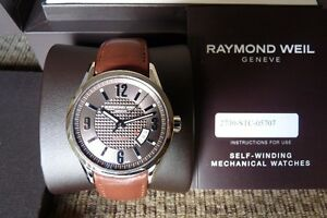BRAND NEW Raymond Weil Freelancer 2730-STC-05707 Watch