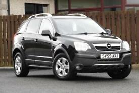 2009 VAUXHALL ANTARA 2.0 CDTI 5DR COMMERCIAL CAR DERIVED VAN DIESEL