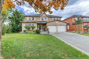Detatched Whitby Home For Sale-Anderson/Rossland 4 Bedrooms