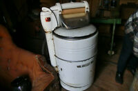 Old Wringer Washing Machine
