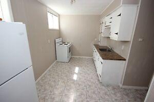 1 bedroom basement suite by hospital