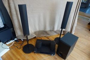 Sony DVD Home Theatre System with remote HCD-HDZ485