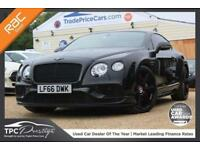2016 66 BENTLEY CONTINENTAL 4.0 GT V8 S MDS 2D AUTO 521 BHP