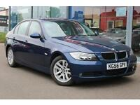 2006 BMW 3 SERIES 320d SE 6 SPEED, ALLOYS and PARK SENSORS