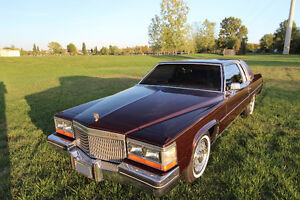 Exceptionally well cared for Coupe De Ville