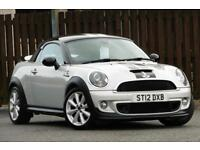 2012 MINI COUPE 2.0 COOPER SD (CHILI PACK) 2DR COUPE DIESEL