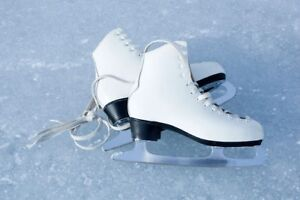 Girl's 13  and Woman's 10 CCM  Skates for sale