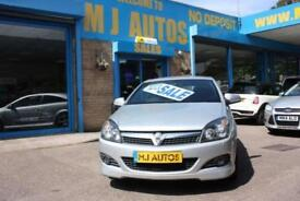 2009 59 VAUXHALL ASTRA 1.8 SRI EXTERIOR PACK SPORT HATCH 3DR 138 BHP