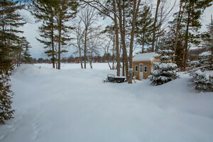 201 FT WATERFRONT LOT ON LITTLE LAKE! 37 Minten's Lane