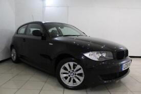 2011 61 BMW 1 SERIES 2.0 116I ES 3DR AUTOMATIC 121 BHP