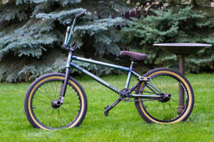 Full Custom S&M BTM BMX