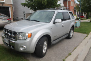 2008 Ford Escape XLT - Mint - Orig owner, no accidents