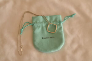 Tiffany Pendant & Necklace