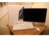 iMac 21.5. Late 2012. 2.7GHz i5. 16GB RAM