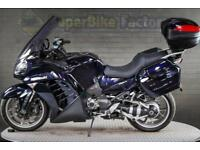 2010 60 KAWASAKI GTR1400 ZG 1400 CAF 1400CC 0% DEPOSIT FINANCE AVAILABLE