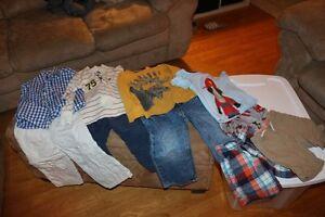 Lot vêtements garçon 2-3 ans 50 mcx