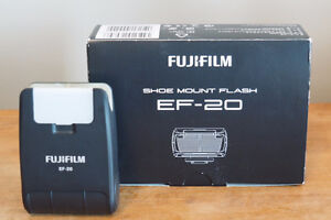 FUJI EF-20 TTL FLASH for X100 Series Camera