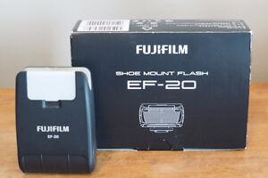 FUJI EF-20 TTL FLASH for X100 Series Camera