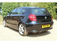 2008 N BMW 1 SERIES 1.6 116I EDITION ES 5D 121 BHP