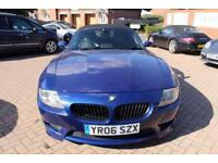 2006 06 BMW Z4 3.2 Z4 M ROADSTER 2D 338 BHP