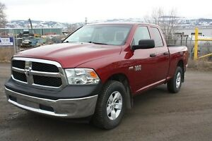 2014 Ram 1500 Quad Cab 4x4 NEW BLOWOUT PRICE ONLY $21990!!