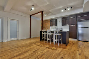 3 Bedroom on St-Catherine & Bleury - Furnished - Rent Per Room