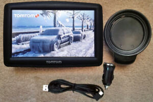 "GPS Garmin, Tomtom 5"" newest maps USA-CAN, EASTERN EUROPE 2018"