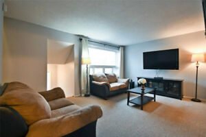 Fabulous 3 Bedroom Townhouse Located On The Oshawa/Whitby Border