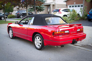 1993 Nissan 240SX Limited Edition Convertible