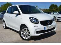2017 67 SMART FORFOUR 1.0 PASSION 5D 71 BHP