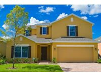 Brand new (one year old) 5 Bed 3 ½ Bath Orlando Florida villa to rent